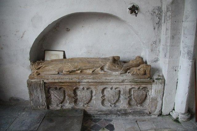 A 14th century lady