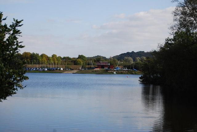 Haysden Sailing Club, Haysden Lake