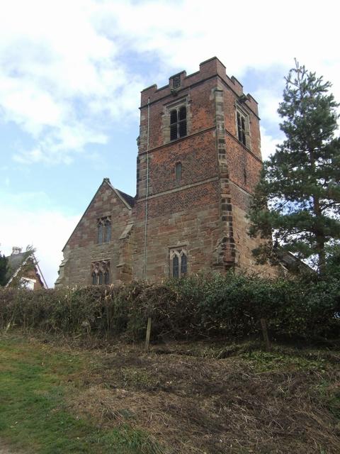 Wychnor Church