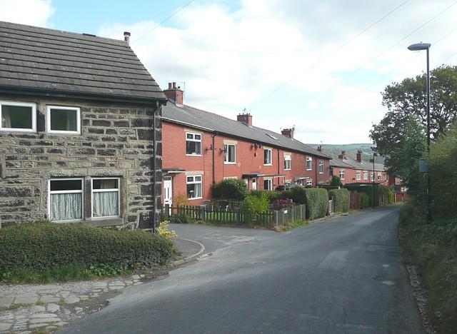 Nest Lane, Mytholmroyd