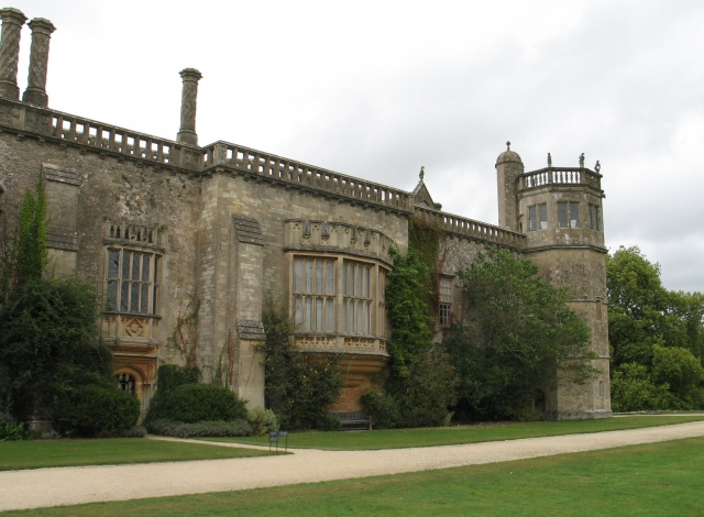 Oriel Windows at Lacock Abbey