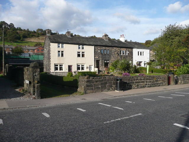 Castle Grove, Halifax Road, Todmorden