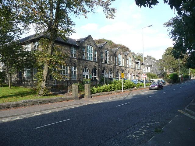 Castle Hill Primary School, Halifax Road, Todmorden