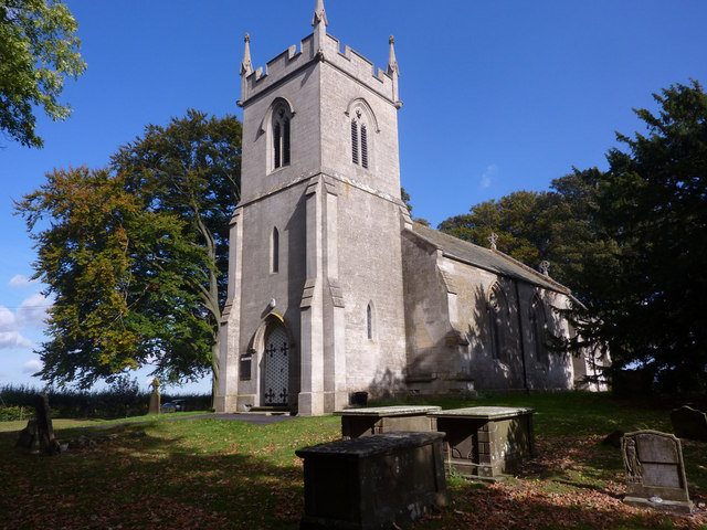St German's Church, Ranby