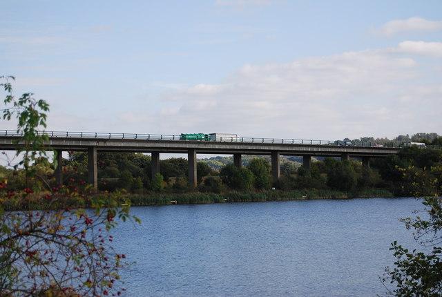 A21, Tonbridge Bypass flyover