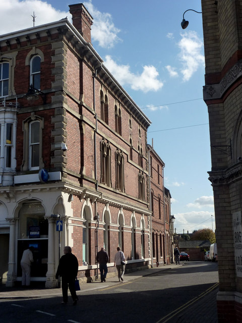 Church Lane, Horncastle