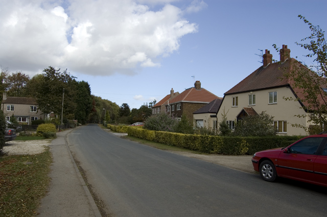 Kilpin, south end
