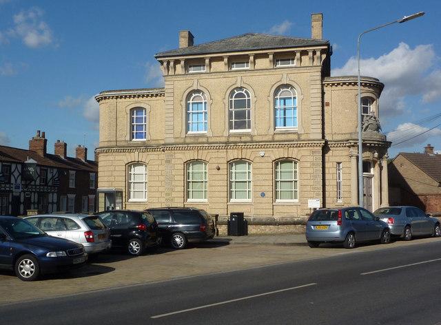 Former Court House, Horncastle