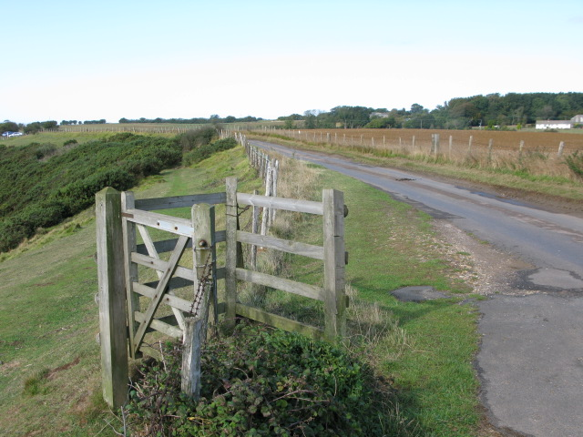 Gateway to North Downs Way and Saxon Shore Way