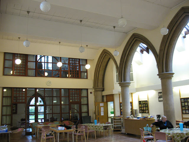 St Luke's community centre, Kew