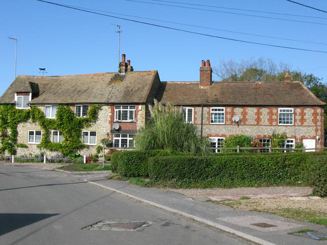 Peene House Cottages,  Newington Road
