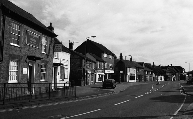 Bell Street, Princes Risborough