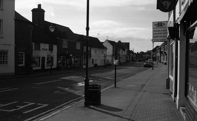 High Street, Princes Risborough
