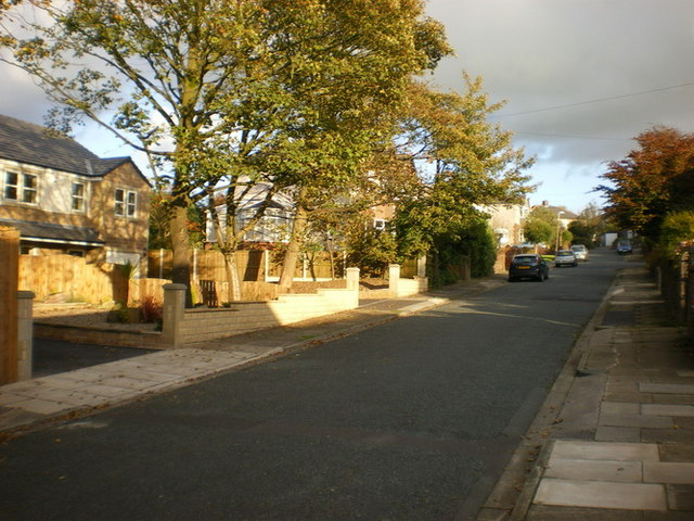 Raeburn Avenue, Burnley
