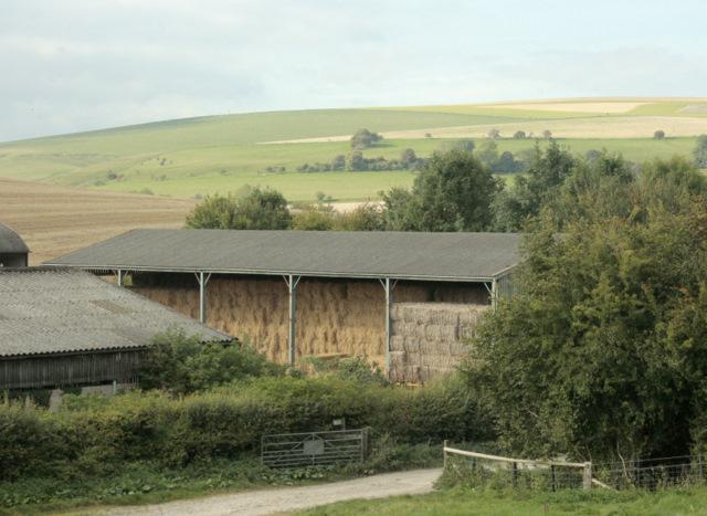 2009 : Well stocked barn near Monkton Deverill