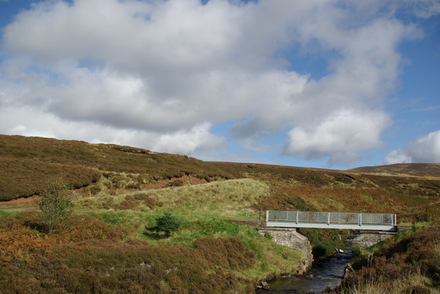 Bridge over the Garpel Water
