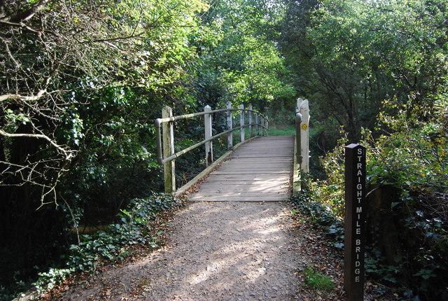 Straight Mile Bridge