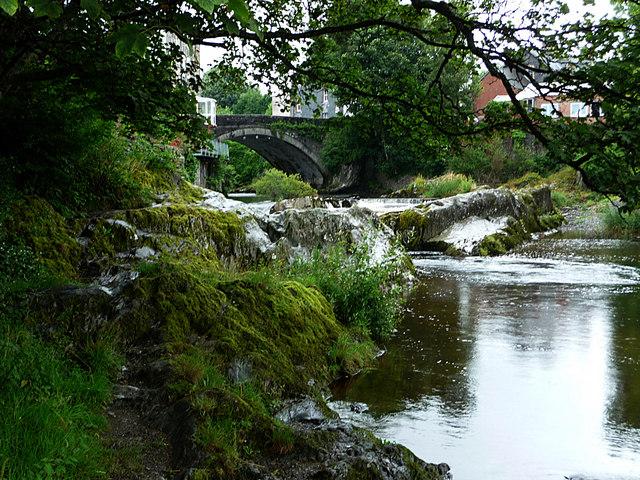 River Wye at Rhayader