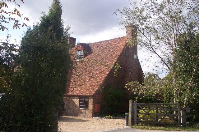 Brooksbourne Farm House