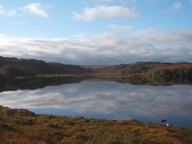 Reflections, Loch bad a' Chrotha