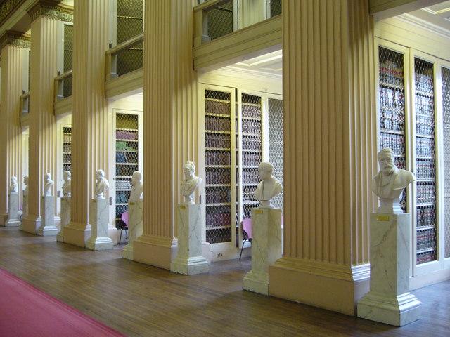 Playfair Library, South Bridge