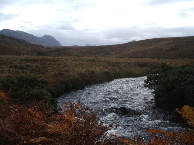 Abhainn Braigh Horrasdail