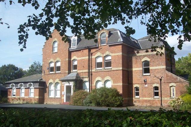 Halden House, High Halden