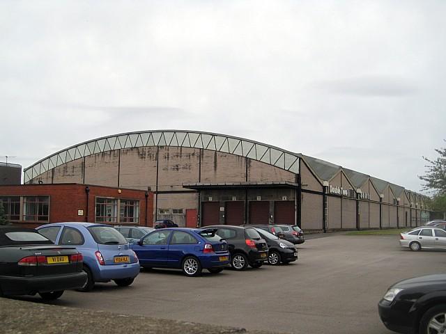The Wakefield Shirt Company, Thornes Lane Wharf