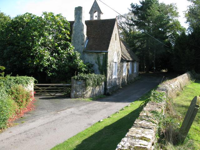 The old school on School Lane