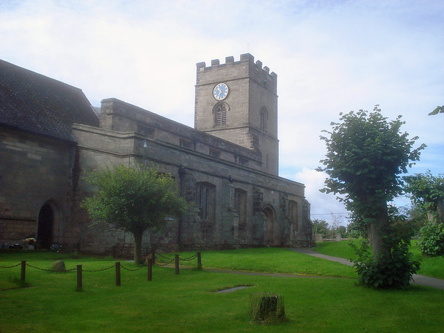 Holy Rood Church - 1