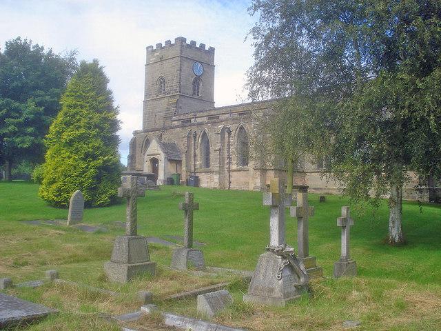 Holy Rood Church - 2