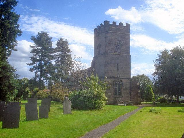 Holy Rood Church - 3