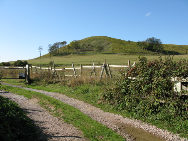 Summerhouse Hill from Canterbury Road