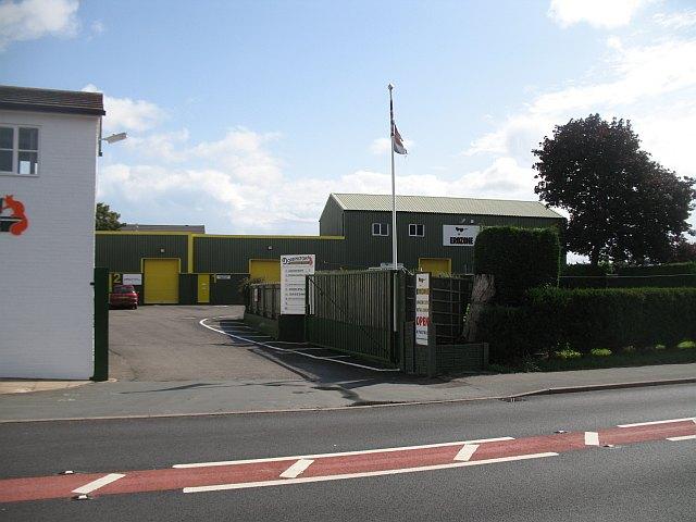 Erozone, Dorrington Business Park