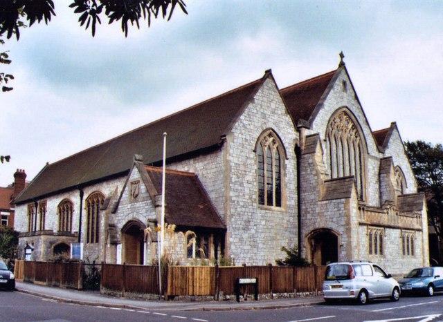 St Andrew, Boscombe