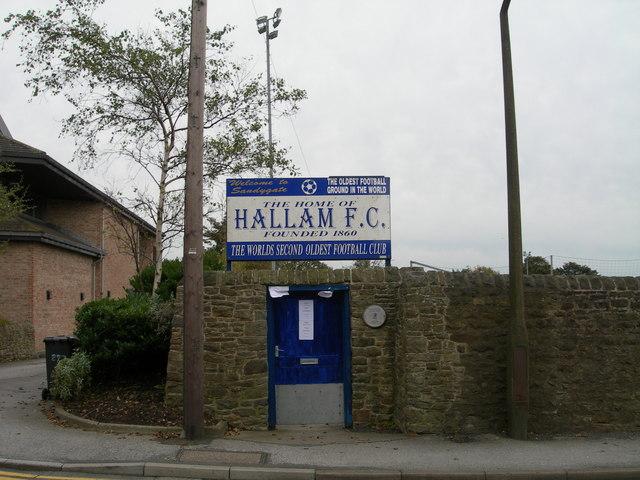 Sheffield Hallam  F.C.