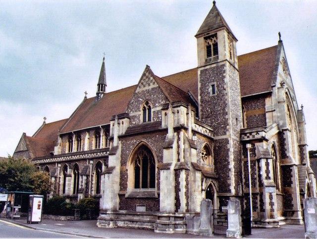 St John the Evangelist, Boscombe