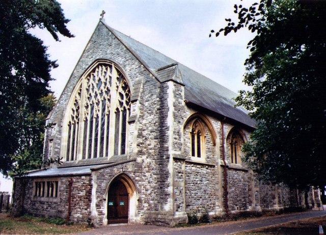 St Swithun, Bournemouth