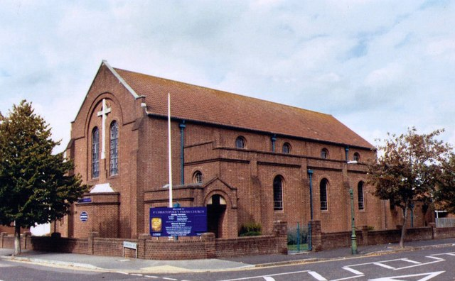 St Christopher, Southbourne