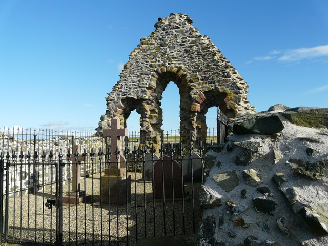 St. Mary's Chapel, Old Rattray.