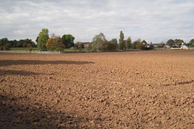 Budbrooke Primary School playing field, Hampton Magna near Warwick
