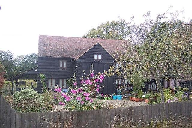 Brokenhurst Barn