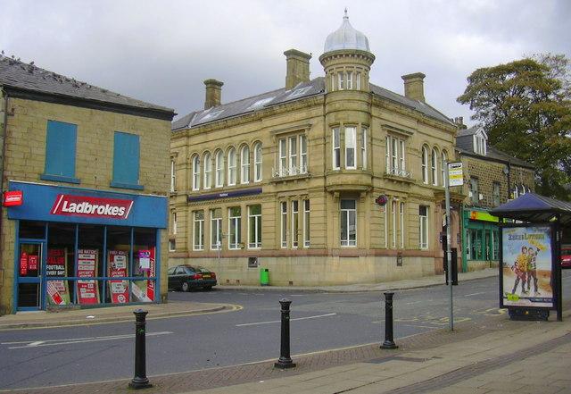 NatWest, 28 Bank Street Rawtenstall Lancashire BB4 8TS