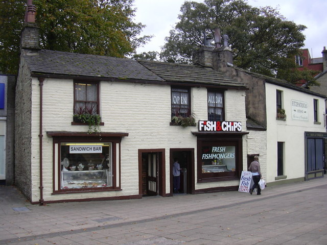 Ray's Plaice, 7 Bank Street, Rawtenstall , Rawtenstall , BB4 6QS