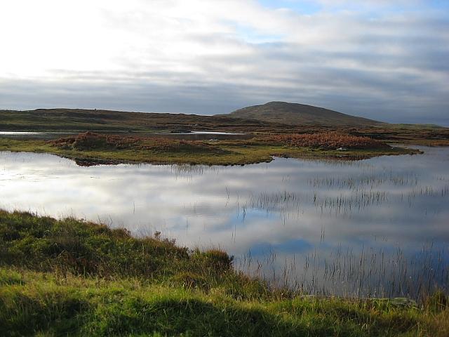 Roadside Loch