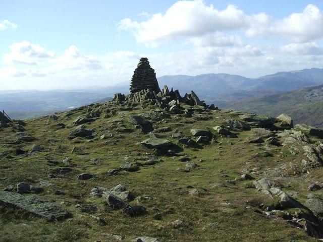 Summit of Ill Bell