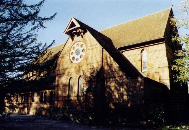 St Mark, Binfield