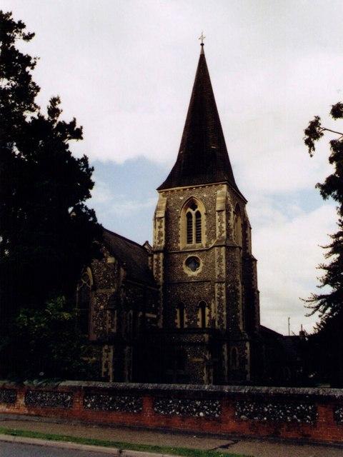 Holy Trinity, Bracknell