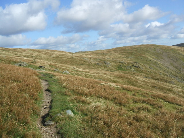 Looking towards Mardale Ill Bell