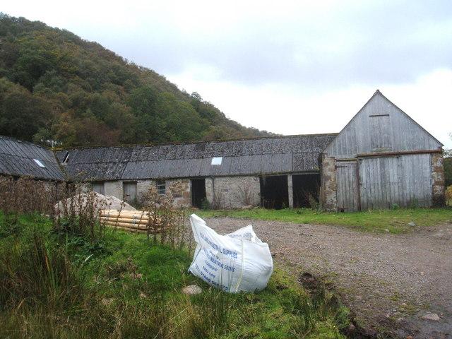 Farm at Shieldaig